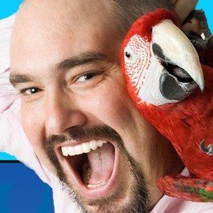 Parrot Jax Zoom Magic Shows